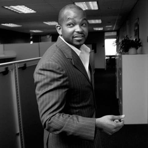 Detavio Samuels, President of One Solution, Founder of The Bare Group