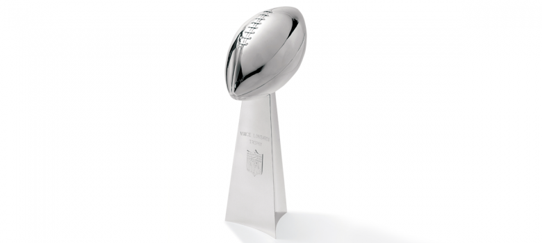 Super Bowl Bling: The Lombardi Trophy -Curves And Coffee