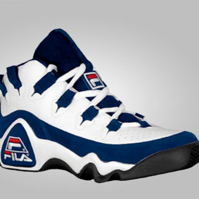 huge discount bdb79 6164c TBT  Grant Hill + Sneakers + Method Man. Grant Hill 1