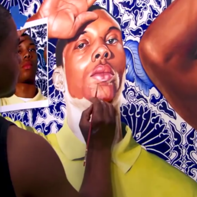 Kehinde Wiley Documentary to Show at SXSW