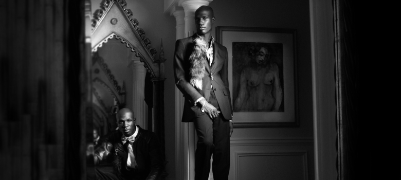 Jason and Joshua Gbor, Fashion Models and Boutique Owners